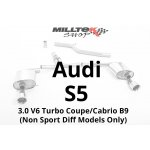 3.0 V6 Turbo Coupe/Cabrio B9 (Non Sport Diff Models Only)